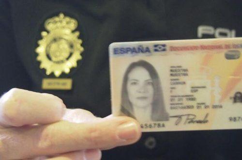 Cita previa DNI-España